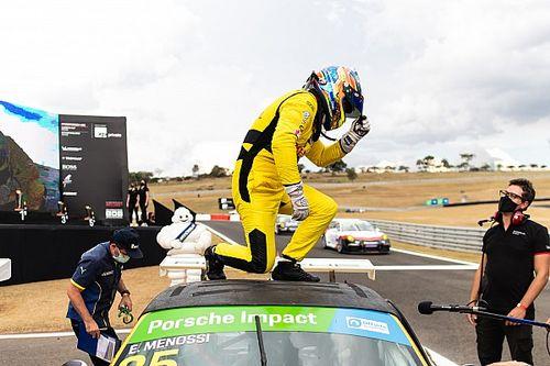 Porsche Cup: Após vitória, Menossi anuncia mudança para Carrera para restante da temporada