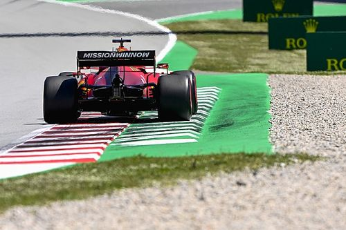 Ferrari wants simpler solution for F1's track limits problem