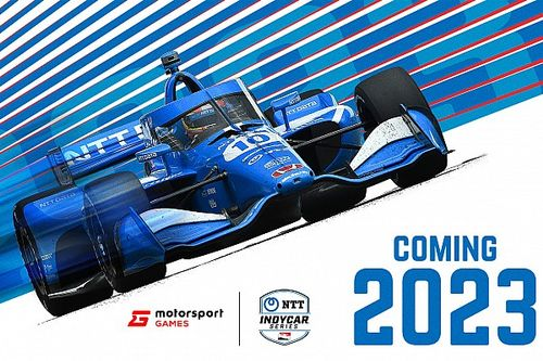 IndyCar Series drivers delighted by new video game plans