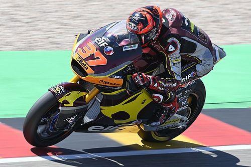 Moto2 Assen 1. antrenman: Augusto Fernandez en hızlısı, Raul Fernandez ikinci