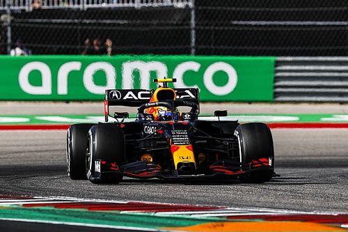 "Perez was in ""survival mode"" amid illness struggle in US GP"