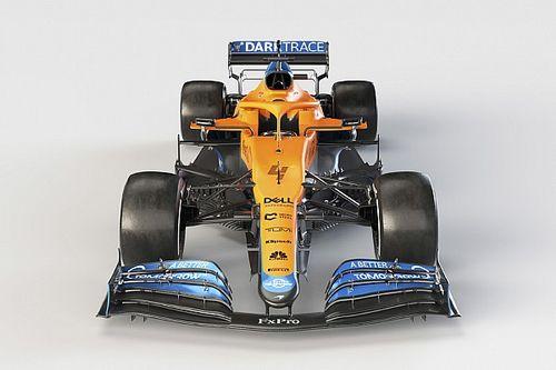 Pourquoi le logo Mercedes est absent chez McLaren
