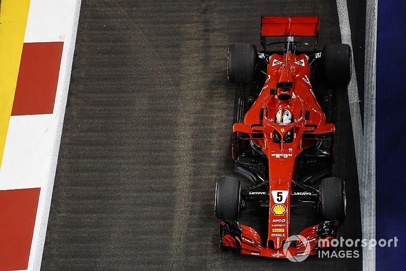 维特尔以激进轮胎选择出击俄罗斯和日本大奖赛