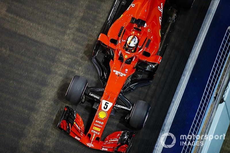Vettel: mindig meg fogom védeni a Ferrarit!