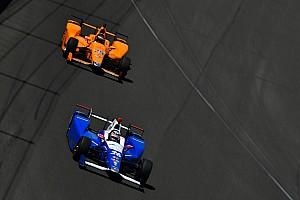 IndyCar 速報ニュース 【インディ500】FP4日目:アロンソ4番手。佐藤琢磨ノン・トゥで首位