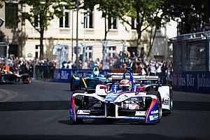 Formule E Nieuws Frijns blij met puntenfinish  in Parijs: