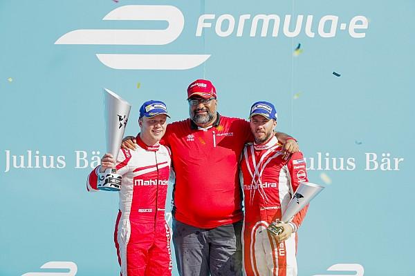 Rosenqvist: Mahindra Racing gerçek bir aile gibi