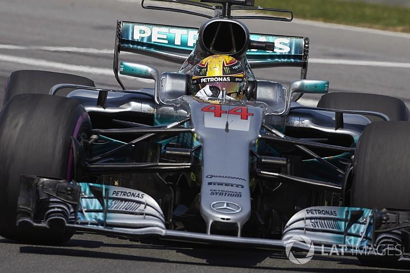 Hamilton hofft, dass Achterbahnfahrt in der F1 2017 vorbei ist