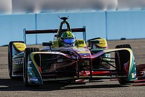 Формула E Отчет о квалификации Ди Грасси выиграл поул с преимуществом в 0,001 секунды