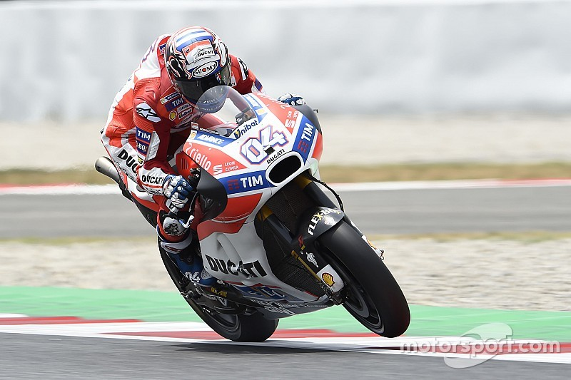MotoGP 2017 in Barcelona: Erneuter Ducati-Sieg dank Andrea Dovizioso