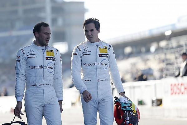 DTM Новини Гонщики Mercedes: ді Реста до Ф1, Верляйн до DTM