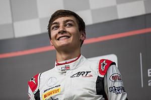 GP3 Intervista Russell: