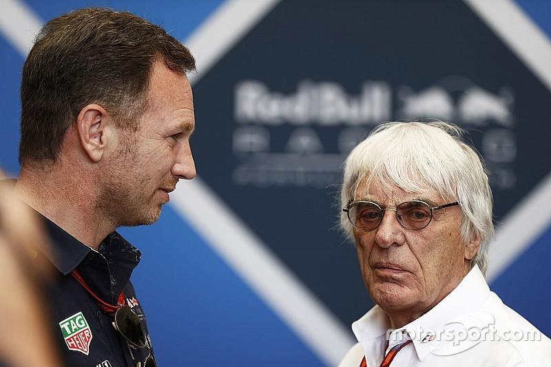 إكليستون يكشف عدم مقابلته للمدير التجاري الجديد للفورمولا واحد حتى الآن
