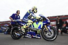 Rossi veut essayer le nouveau pneu avant de Michelin dès que possible