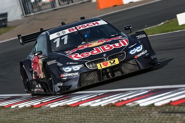 Zandvoort DTM: Wittmann fends off Rockenfeller in frantic race