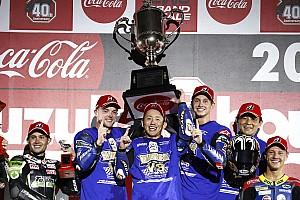 FIM Endurance Résumé de course 8 Heures de Suzuka - Troisième succès pour Yamaha, le titre pour le GMT !