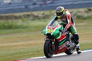 MotoGP Últimas notícias Espargaró acha possível pódio da Aprilia em 2017