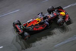 Formule 1 Verslag vrije training Verstappen bovenaan in derde training Grand Prix van Singapore