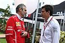 Вольфф співчуває проблемам Феттеля та Ferrari