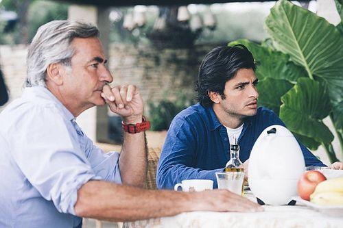"""Sainz: """"La memoria mi aiuta in F1 e lo devo a papà Carlos"""""""