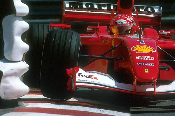The Ferrari that Schumacher took to new heights
