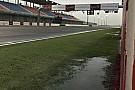 La séance supplémentaire annulée à cause des conditions de piste
