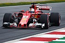 GP Austria: Vettel tercepat, Hamilton bermasalah di latihan terakhir