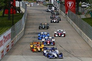 """IndyCar Breaking news IndyCar's push-to-pass boost """"may not be needed"""" in future, says Frye"""