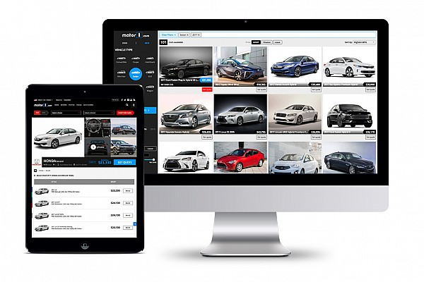 Automotive Motorsport.com news Motor1.com to take car shopping global
