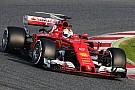Formule 1 Vettel snelste bij aftrap eerste testweek in Barcelona