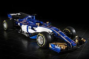 Sauber desvela su coche para 2017
