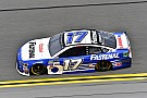 NASCAR Cup Ricky Stenhouse Jr. leads Ford parade in final Daytona 500 practice