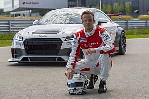 Toerwagens: overig Nieuws Van der Garde racet in Audi TT Cup op Zandvoort: