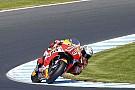 """MotoGP Márquez: """"Estoy corriendo como si no tuviera ningún título"""""""