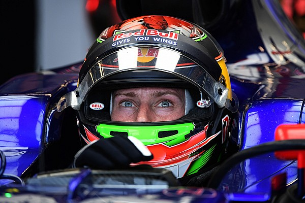 Formula 1 Breaking news Hartley stays at Toro Rosso for Mexico, Kvyat dropped