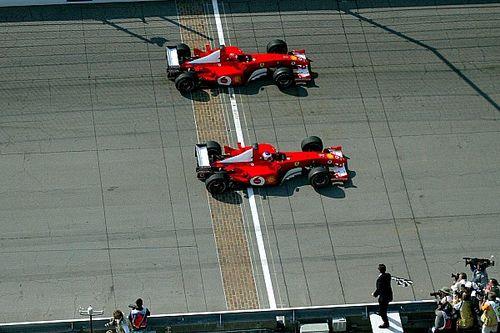 F2002 - La Ferrari qui a écrasé la F1
