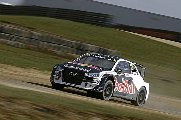 World Rallycross Test raporu Silverstone testinde en hızlı isim Ekström