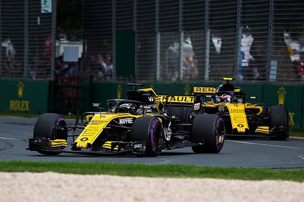 Hálás feladat a Renault-nak az autófejlesztés két ilyen versenyzővel