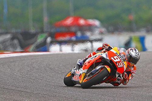 Marc Márquez y Honda busca soluciones para ciertos circuitos