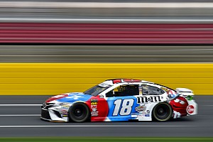 NASCAR Cup Race report Kyle Busch continues Coke 600 domination, winning Stage 3