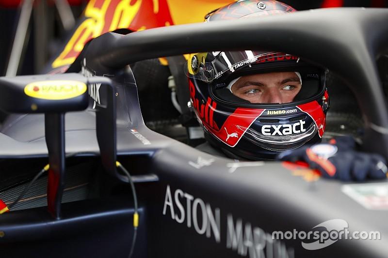 Verstappen: Güncellenmiş yakıt Spa'da bizi daha güçlü yapacak