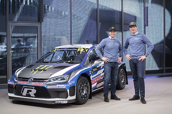 Solberg's Volkswagen-backed Polo RX car revealed