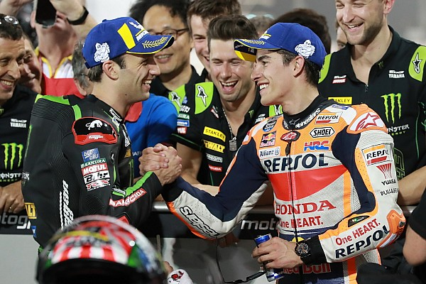 Should Zarco join Marquez at Honda in 2019?