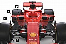 Formula 1 Teknik analiz: Ferrari SF71H
