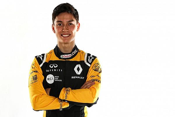 Aitken Renault'nun yedek, Markelov test pilotu oldu