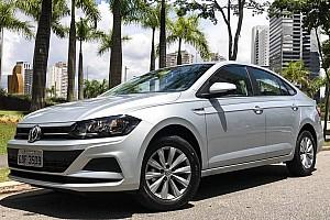 Automotivo Últimas notícias Teste Instrumentado VW Virtus 1.6 - Entrada para cima