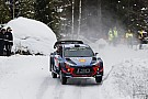 WRC ES5 à 8 - Un triplé Hyundai en fin de première étape