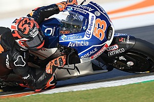 Kendarai Ducati, Rabat merasa seperti Moto2