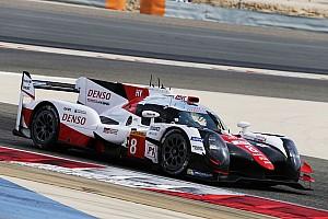 WEC Últimas notícias Alonso faz primeiro teste com Toyota LMP1 de 2018