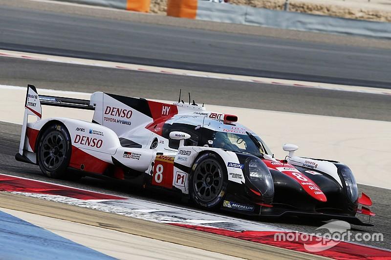 Вурц: Алонсо провів чудові тести за Toyota WEC